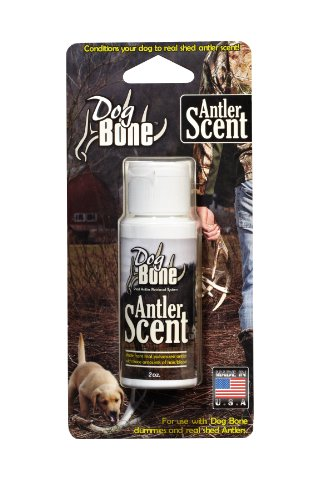 DogBone Genuine Antler Scent (2 oz.) Dog Training ()
