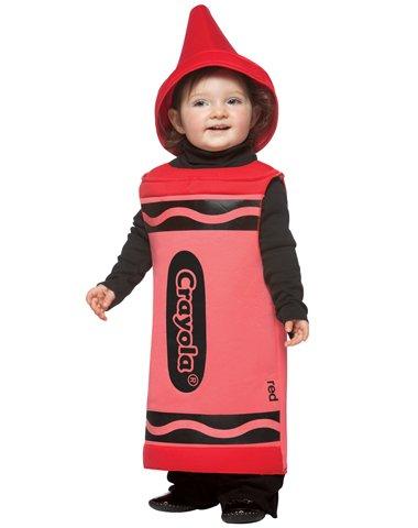 [Crayola Crayon Costume - Infant Large] (Rasta Baby Costume)