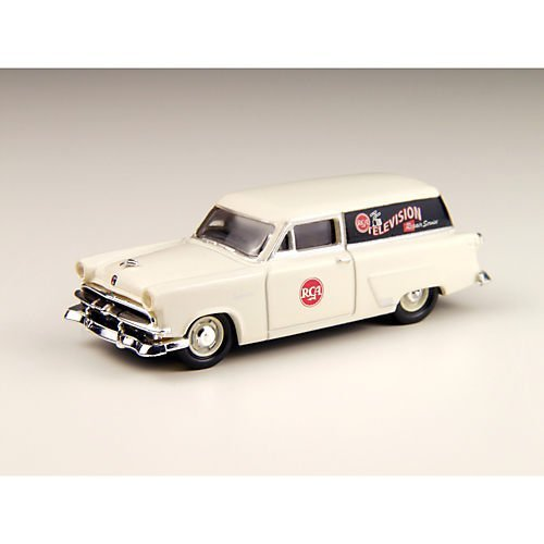 - HO 1953 Ford Courier, TV Repairman