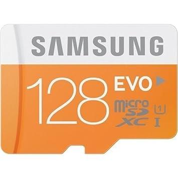Tarjeta de Memoria Original Samsung Evo Micro SD 128GB Clase ...