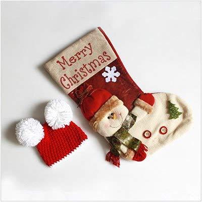 RubyShopUU Infant Costume Outfit Christmas Sets Baby Photo Shoot Sleeping Bag Posing Props Baby Newborn Photography Props Fotografia Beanie by RubyShopUU