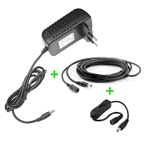 Chargeur / Alimentation 9V compatible avec Tablette d'apprentissage LeapFrog LeapPad2 (Adaptateur Secteur) - prise française - Premium