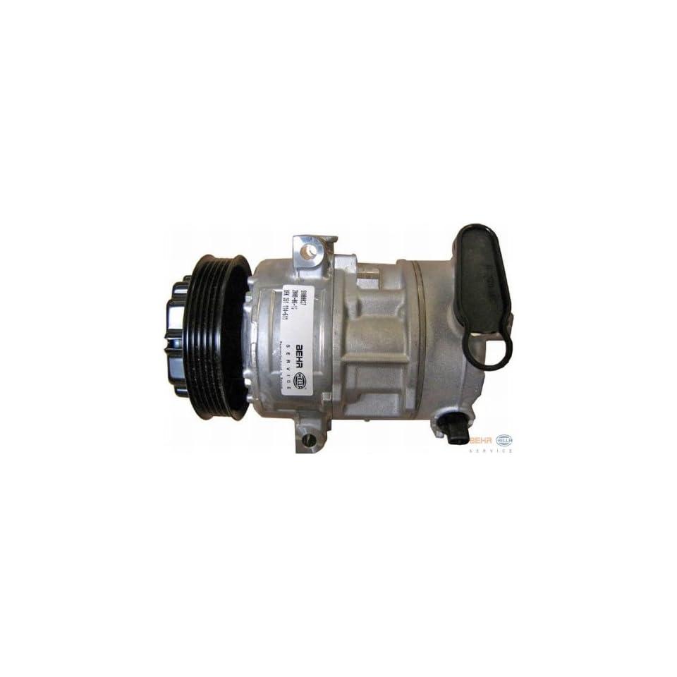 HELLA 8FK 351 114 111 Kompressor, Klimaanlage Auto