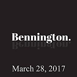 Bennington, Tricia Bates and Liz Miele, March 28, 2017