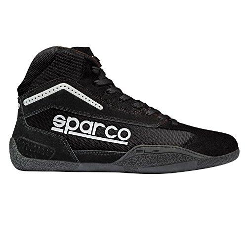 - Sparco Gamma KB-4 Karting Shoe 001259 (Size: 42, Black)