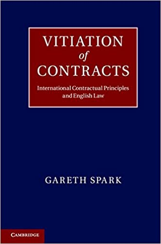 Amazon vitiation of contracts international contractual vitiation of contracts international contractual principles and english law fandeluxe Gallery