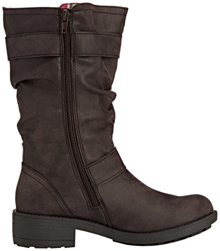 Rocket Dog Trumble - Botas para mujer Marrón (Galaxy Brown)