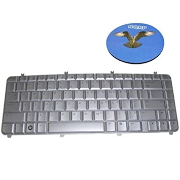 Amazon.com: HQRP Replacement Laptop Keyboard for HP Pavilion DV5 ...