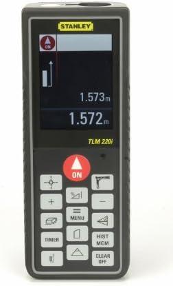 Stanley 1-77-116 - Medidor láser 200m - TLM220i