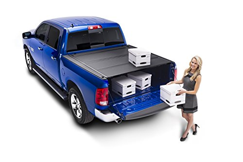 BAK Industries BAKFlip MX4  Hard Folding Truck Bed Cover 448203 2002-18 DODGE Ram W/O Ram Box 6' 4