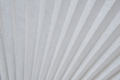 """Original Arch Light Filtering Fabric Shade, White, 72"""" x 36"""" by Redi Shade (Image #8)'"""
