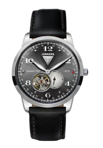 JUNKERS - Men's Watches - Junkers Dessau 1926 Flatline - Ref. 6360-2