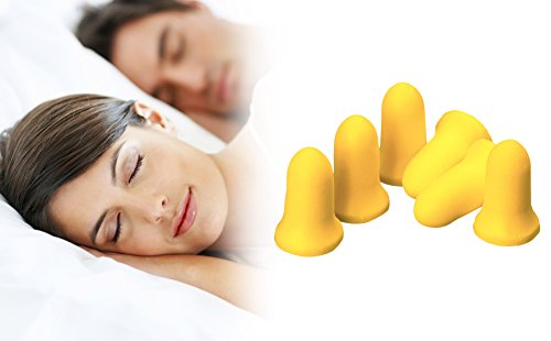 PQ Earplugs for Sleep - Comfortable & Reusable Ear Plugs for Side Sleepers - Sound Blocking Level 32 dB - Noise Cancelling for Snoring & Reusable Ear Plugs for Swimming & Traveling by Peace&Quiet (Image #1)