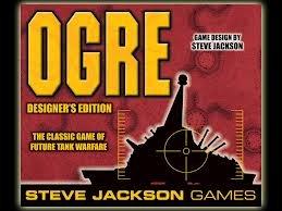 Ogre Designers Edition by Steve Jackson Games
