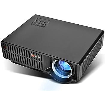 Amazon Com Vivibright Projector C90 More Upmarket 120