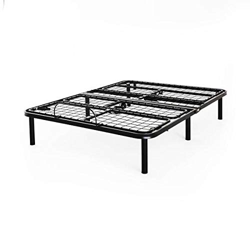 StarSun Depot Twin XL Steel Adjustable Bed Frame Base with Remote Control