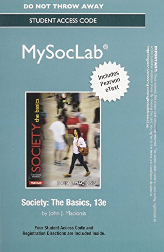 Society The Basics Macionis Pdf