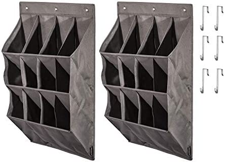 STORAGE MANIAC 12 Pocket Hanging Organizer product image