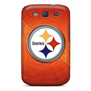 Durable Case For The Galaxy S3- Eco-friendly Retail Packaging(pittsburgh Steelers)