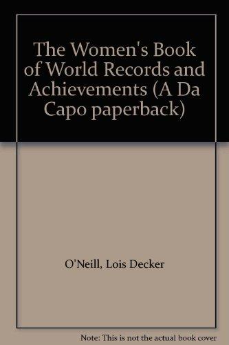 Oneil Wor Achive (A Da Capo paperback)