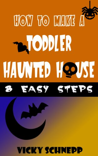 How To Make a Toddler Haunted House ()
