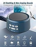 Dreamegg D3 White Noise Machine - Portable Sound