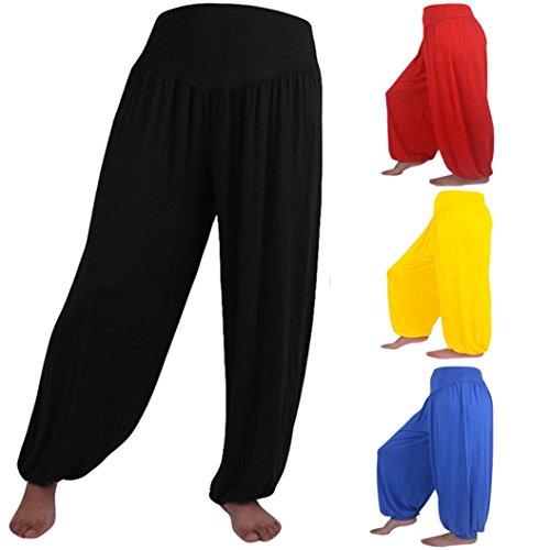 Nero Hosen Damen SANFASHION Pantaloni Donna xwIIZ5q6