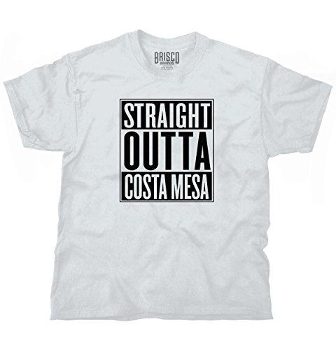 Straight Outta Costa Mesa, CA City Movie T Shirts Gift Ideas T (Costa Mesa Cherry)