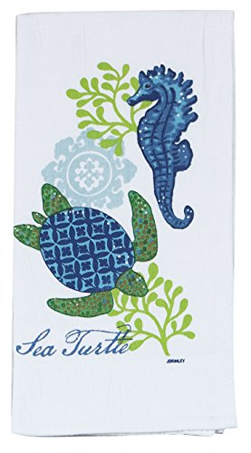 Greatest Sea Turtle Towels | Kritters in the Mailbox | Sea Turtle Towel ZG46
