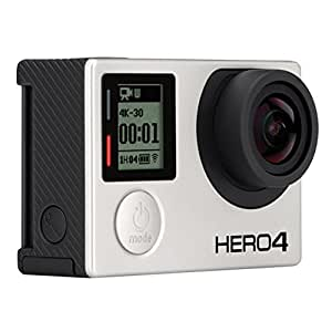 GoPro HD HERO4 Black Edition Camera - International Version (No Warranty)