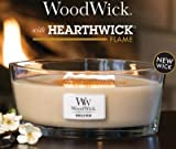 Fireside HearthWick Flame Large Scented Candle by WoodWick