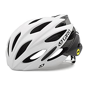 Giro Savant Mips Road Helmet, Matte White/Black, Large/15