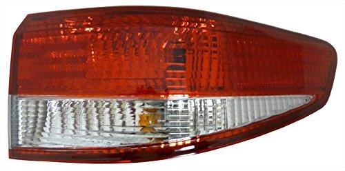 For Honda Accord 03-04 Right Rear Brake Taillight Taillamp Sedan Lens & ()