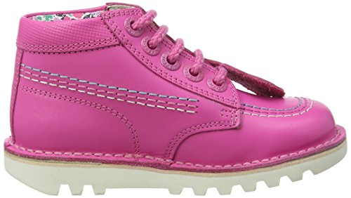 Kickers Baby Mädchen Hi Js Stiefel Pink