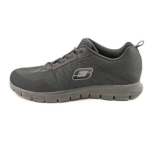 Skechers Synergy - Zapatillas para hombre Black