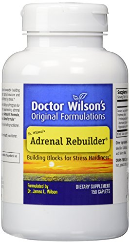 Dr Wilson's Original Formulations Rebuilder Adrenal Extracts, 150 Count