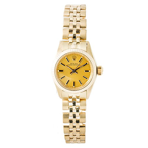 Rolex Oyster Perpetual automatic-self-wind womens Watch 6719 (Certified Pre-owned)