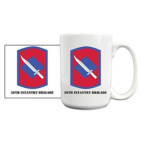 Medals of America 39th Infantry Brigade Coffee Mug White