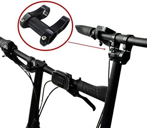 SMILEQ Bicicleta eléctrica Plegable Soporte Doble Levante el asa para XIAOMI QICYCLE EF1 (Rojo): Amazon.es: Deportes y aire libre