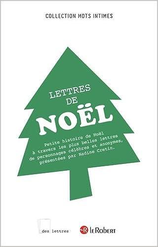 Livre gratuits en ligne Lettres de Noël epub, pdf
