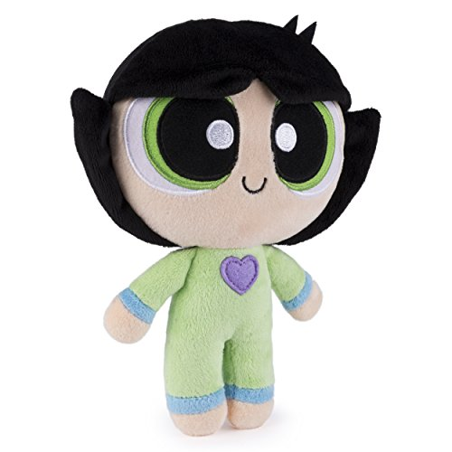 "The Powerpuff Girls - 8"" Plush - PJ Theme - (Girl Theme)"
