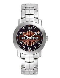 Harley Davidson Black Stainless 76A019