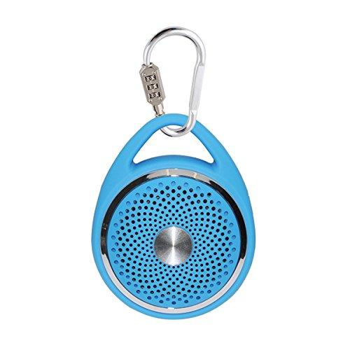 CTA Digital Anti-Theft Portable Bluetooth Speaker by CTA Digital