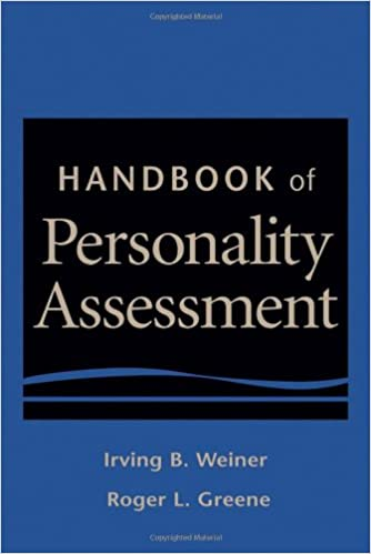 Amazon handbook of personality assessment 9780471228813 handbook of personality assessment 1st edition fandeluxe Images