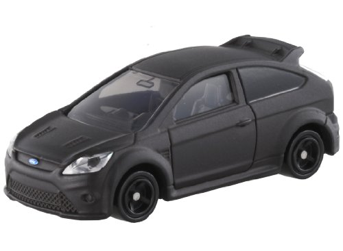 Takara Tomy Tomica No.50 Ford Focus RS500 Scale 1 : - Tomy Ford