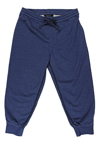 Marc Jacobs Marc by Women's Blue Cropped Sweatpants, (Marc Jacobs Cropped)