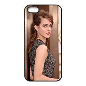 Emma Watson Celebrity iPhone 4 4s Cell Phone Case Black persent xxy002_6876384