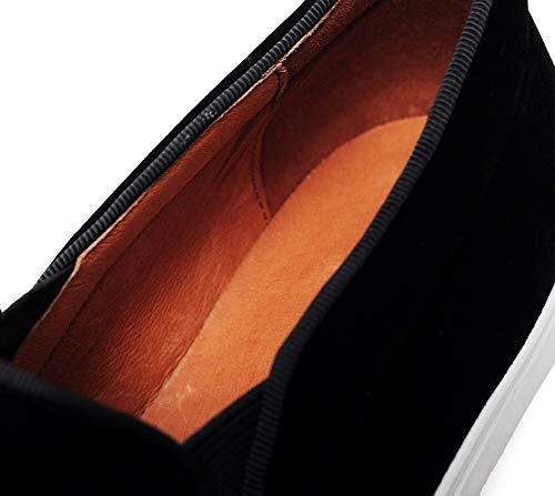 5 Noir Sandales ERR00062 Noir Femme Compensées 36 EU Aimint S0AwZqy