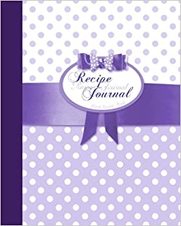 Blank Recipe Book: Recipe Journal ( Gifts for Foodies