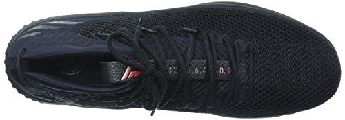 adidas Originals Men's Dame 4 Black/Black/White cheap shop qwlzsulO